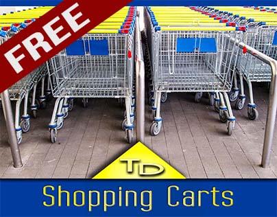 Shopping carts_404 FREE
